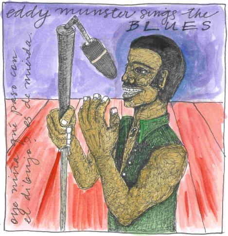 Eddy Munster Sings theBlues