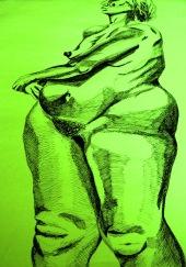 Thighs Green