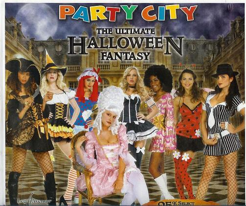 Party City, Pumpkin Stencils and Halloween | Around the Corner ...