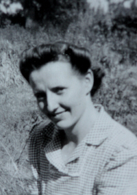 Mom, 1944, all rights reserved