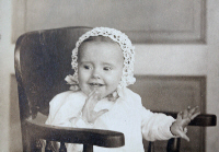 Mom, circa 1919, all rights reserved