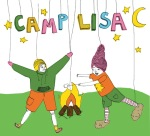 "Lisa Loeb 2008 Release, ""Camp Lisa"", Illustration by: Esme Shapiro, 15, a student at LA County High School for the Arts and summer camp fan."
