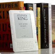 Amazon Kindle (from amazon.com website)